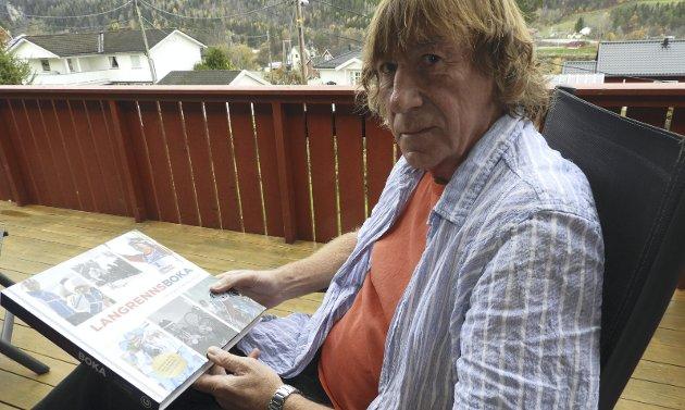 SVAR: Tor Kise Karlsen fra Slemmestad svarer Rikard Gaarder Knutsen (Frp).