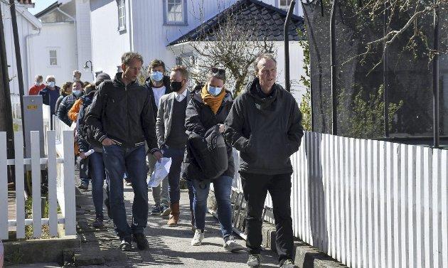 Lyngør: Det er bred enighet om at det er behov for bedre ivaretagelse av den unike kulturarven som Norges største uthavn representerer. De siste års utvikling kunne ikke fortsette.
