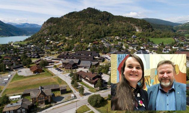 Vi er uenige med regjeringen, som sier at kommuner med under 5 000 innbyggere må fjernes, skriver stortingsrepresentantene Marit K. Strand og Bengt Fasteraune (Sp).