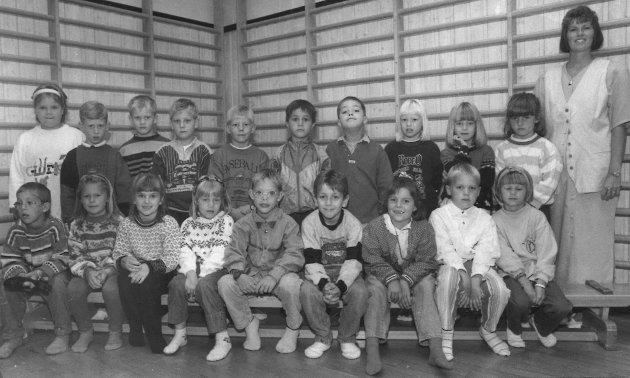 Jaren skole i 1993.