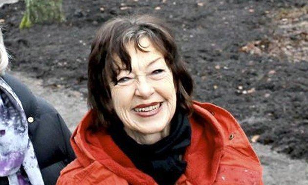 Janet Gullvåg er opptatt av at planene i Småvik får en fullverdig behandling i kommuneplanprosessen.