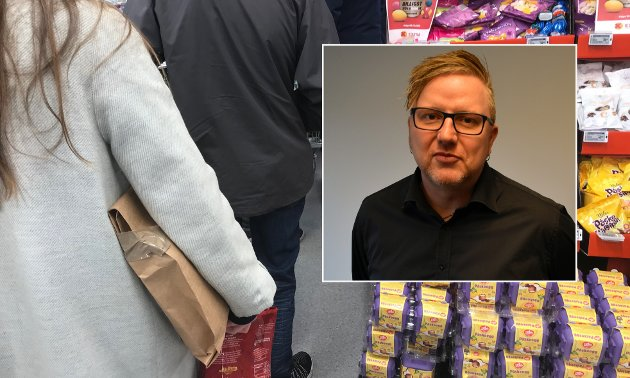 KØ(U)KULTUR: Tom Erik Rønningen er journalist i Tønsbergs Blad og tar her et oppgjør med snikerne.