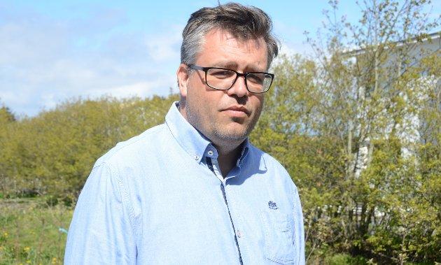 Politiker: Ingve Lerang representerer Venstre i randabergpolitikken.