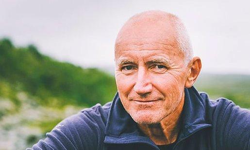 Per Hanasand, styreleder i Den Norske Turistforening