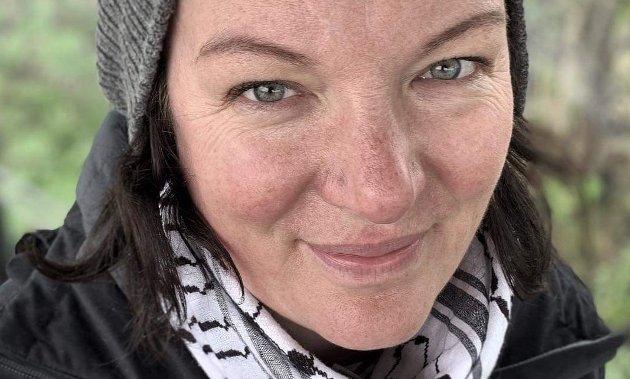 Hege Bae Nyholt, gruppeleder for Rødts fylkestingsgruppe Foto: Privat