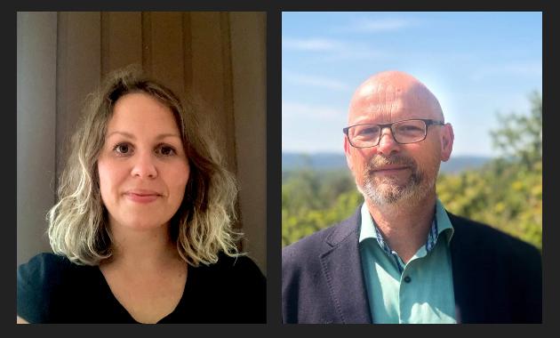 Julie Estdahl Stuestøl og Ulf Lund Halvorsen, Miljøpartiet De Grønne Tønsberg