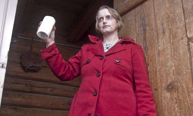 KRIGSMINNE: Grenselosen Signe Astrid var et minne fra andre verdenskrig og grenselosens farlige liv.