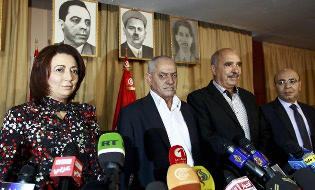 Representantene for advokater, menneskerettigheter, arbeidsgivere og arbeidstakere utgjør kvartetten som får fredsprisen for 2015.