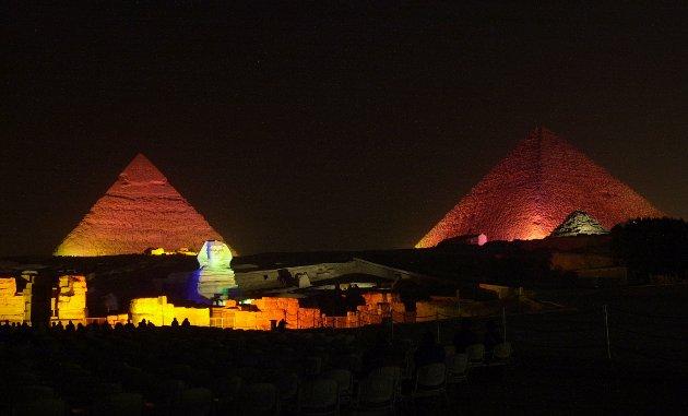 For flere tusen år siden tok egyptiske konger med seg både materielle verdier og tjenerskap til sine gravkamre i pyramidene.