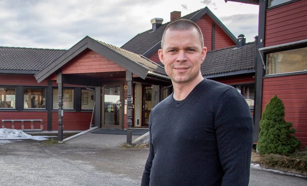 SPARER TIL ANLEGG: Avtroppende økonomiansvarlig Øystein Nygård presenterte et millionoverskudd i Nittedal IL på årsmøtet, og håper på et stort overskudd også i 2021 med tanke på de anleggsprosjektene NIL skal i gang med.