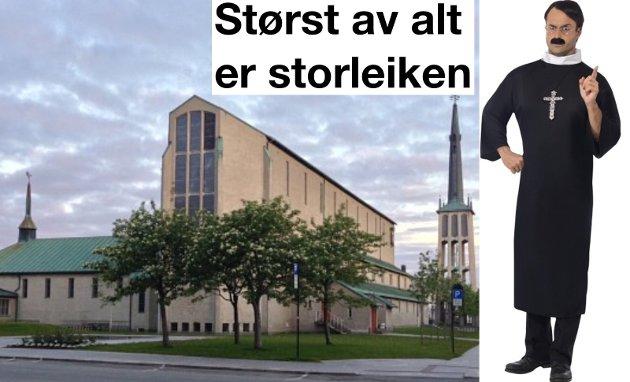 Hvor lenge får Nordland være i fred under rådende reformpsykose? Kan dette bli et nytt bibelord om skriften blir det neste regjeringa reformerer?