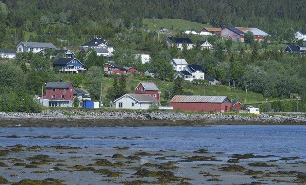 Utskarpen: Vi trivdes i Oslo. Men at vi også trives her på Helgeland er det ingen tvil om, skriver Ingvild Skogvold som sammen med familien har flyttet fra Oslo til Utskarpen.