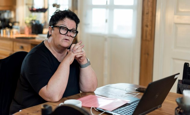 Anita Haugland Gomnæs er varaordfører i Hole og representerer Senterpartiet.