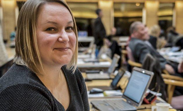 Utmelding Nummer 5: Margrethe Motzfeldt fra Venstre til Høyre.