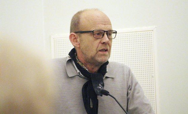 VIL IKKE FORBY TIGGING: Kjell Meek er kritisk til kommunestyrets vedtak om å forby tigging i Vestby kommune.