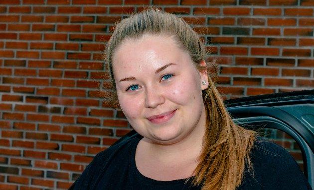 Amalie Ljungquist: - Har bare bodd heri Ås i to år, men er svært glad i Kroer hvor jeg bor. Så det blir favoritten.