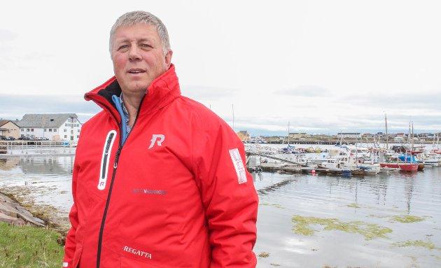 MÅ STÅ SAMMEN: Arnt Jensen mener hele Øst-Finnmark må stå samlet om kravet om redningsskøyte til Vardø.