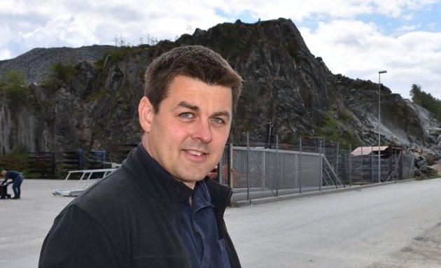 OM SP: Lokalpolitiker Leif Ove Voster (H) har skrevet leserbrev om Senterpartiet og kommuneøkonomi. Arkivfoto.