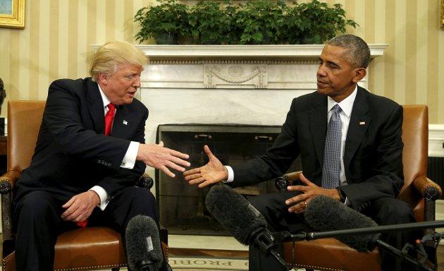 Utfordringer: Donald Trump vil som president stille Norge overfor en del andre utfordringer enn forgjengeren Barack Obama.