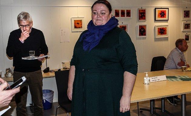 Ordfører i Åsnes kommune, Kari Heggelund.