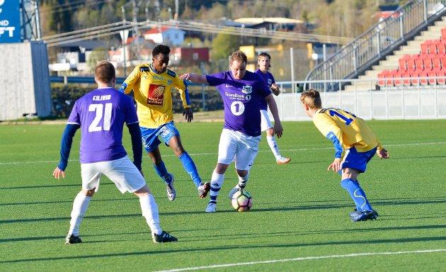 FK Silkefot. Freddy Braseth