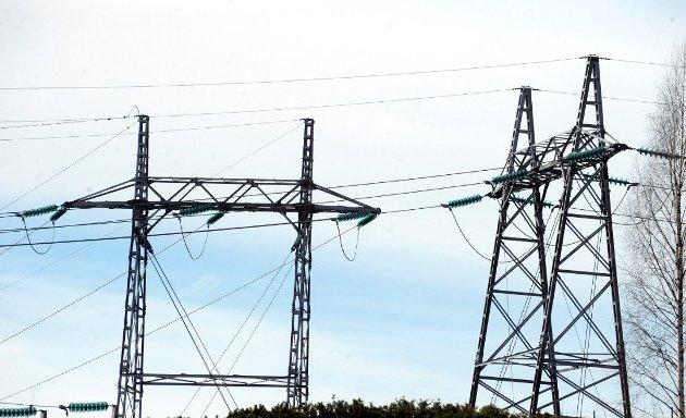 GRØNNE TANKER: Ivar Bae tenker blant annet på strømregningene. Og på det grønne skiftet.