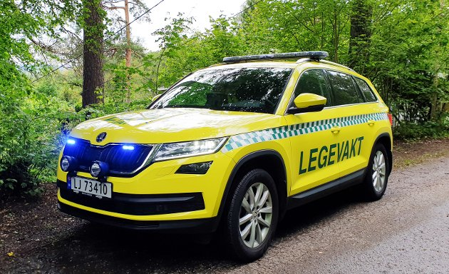 Legevaktbilen i Tønsbergregioen legevakt gir innbyggerne gode helsetjenester.