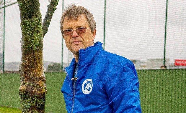 Kjell Einar Andersen, daglig leder i Sarpsborg Idrettsråd. (Foto: Thomas Andersen)