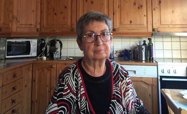 KRITISK TIL AHUS: Er det verdig pasientbehandling å få vite at du opptar plass for andre når du er i en sårbar situasjon? spør Tove L. Sundquist.