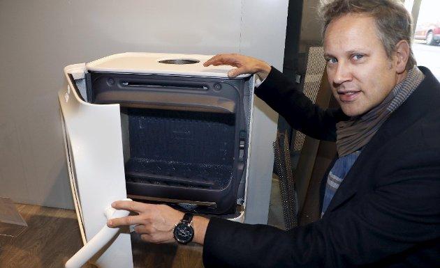 Ordfører Jon-Ivar Nygård kommenterte responsen på pantetilbudet.