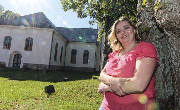 Lyktes: Karin-Elin Berg ledet komiteen på Kirkemøtet. Arkivfoto: Svein Kristiansen
