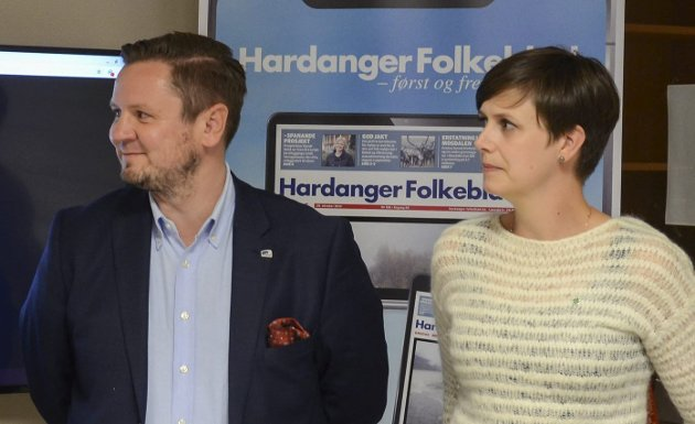 Det kan fort bli fire lange og smertefulle år. for Erlend Bolstad og Høyre og Lajla-Margrethe Lindskog-Lund (Sp).