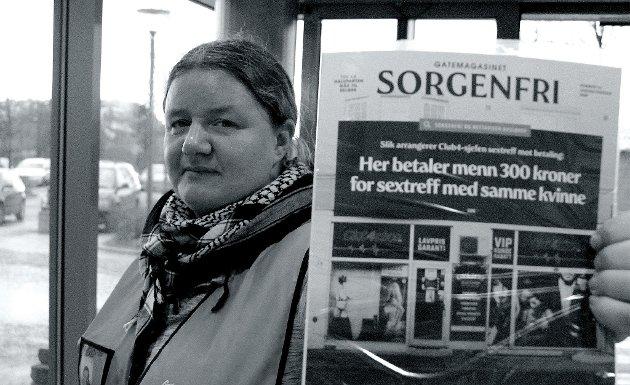 Spaltist Anita Walstad skriver om koronakrisen og hvordan det oppleves for rusmisbrukere i Trondheim.