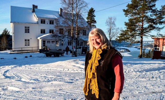 Søndag ønsker Marianne Konow og ektemannen Lars Harald Weydahl velkommen til gjenåpning av Granum Pensjonat i Fluberg.