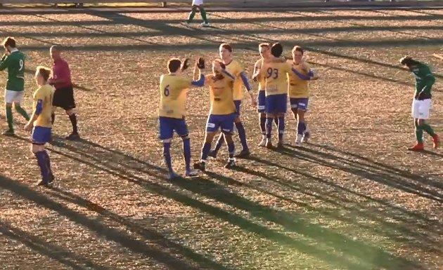 Ringsaker vant 4-2 mot Grue søndag.