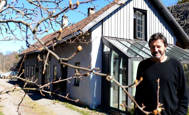 Sivilarkitekt Rolf Jacobsen