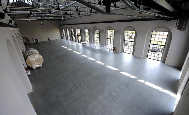 FORTSATT DRIFT: Hydrogenfabrikken Kunsthall AS er nedlagt, men selve kunsthallen lever videre. (Arkivfoto)