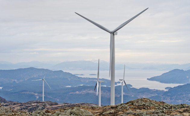 Satsing på vindkraft er bare ett eksempel på fornybar energi, skriver Tord Lien.