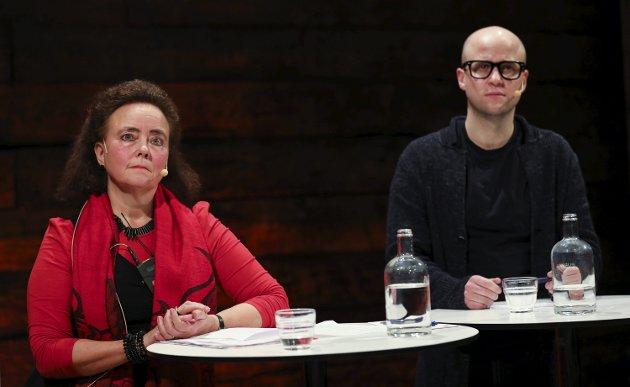 Innsender Thomas Flesland er ikke fornøyd med svarene fra Anna Elisa Tryti (Ap) og Peder Lofnes Hauge (V) under Spørretimen forrige torsdag. FOTO: Emil Weatherhead Breistein
