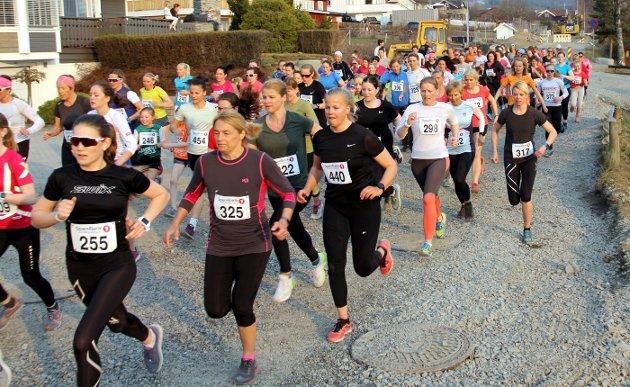 Glimt fra Kringsjåløpet 24. april. Sesongens første løp i Sørdalskarusellen 2019 i regi av Litrim.