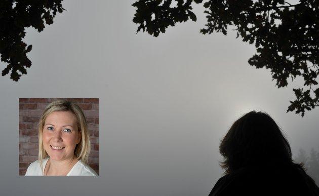 KIRKENS SOS: Samtalen med et medmenneske kan utgjøre stor forskjell og redde liv, skriver Hilde Stokke Lothe i Kirkens SOS Innlandet.