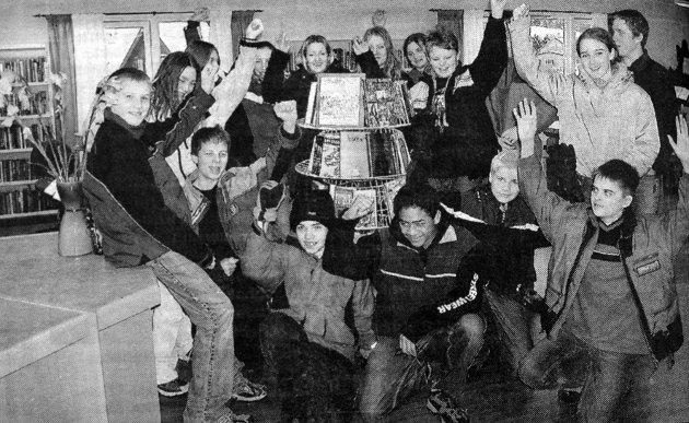 Det var 9. klasse ved Ramberg skole som vant lesekonkurransen Aksjon tXt. Premien var tretti bøker som skulle inngå i et eget klassebibliotek. De hadde konkurrert med klasser fra hele Nordland.