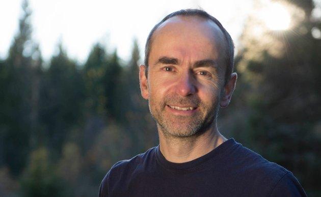 Øyvind Håbrekke, faglig leder i tankesmien Skaperkraft