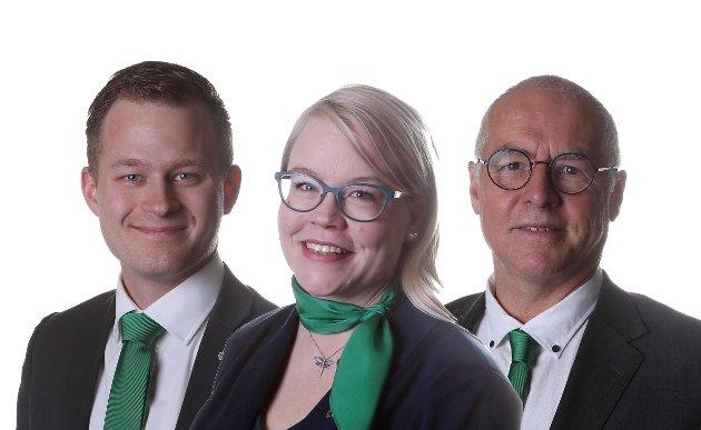 Kim Andre Hauga Schei, Iren Beathe og Karl-Hans Rønning