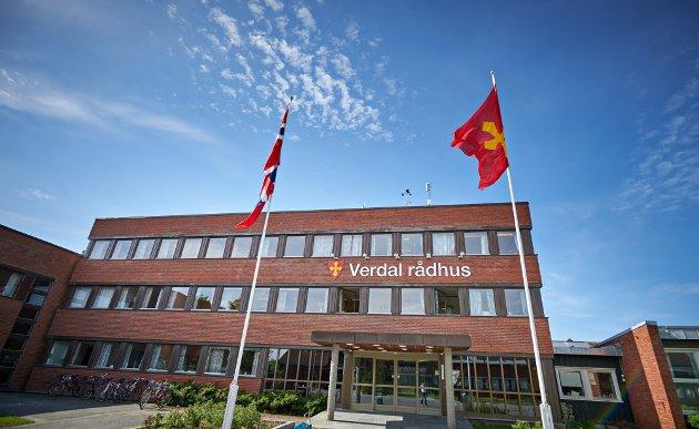 Verdal Senterparti har på ingen måte vært med på å vedta at Verdal ikke har et rusproblem., skriver forfatterne. Foto: Harald Sæterøy