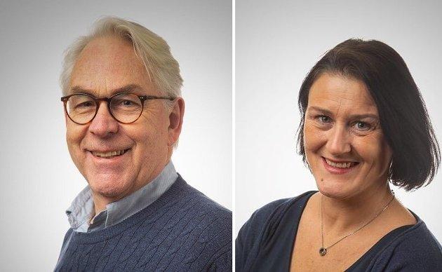Henning Wold og Lise Mandal