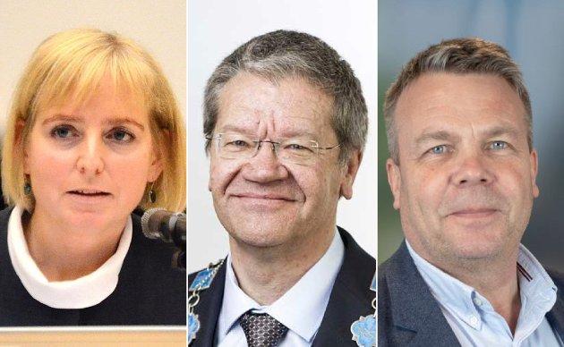 Vårt fremste fortrinn er vannkraften, skriver Ida Stuberg, Arne-Christian Mohn og Dag Erik Henaug.