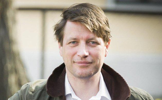 Eiendomsskatt: Ole Richard Holm-Olsen.