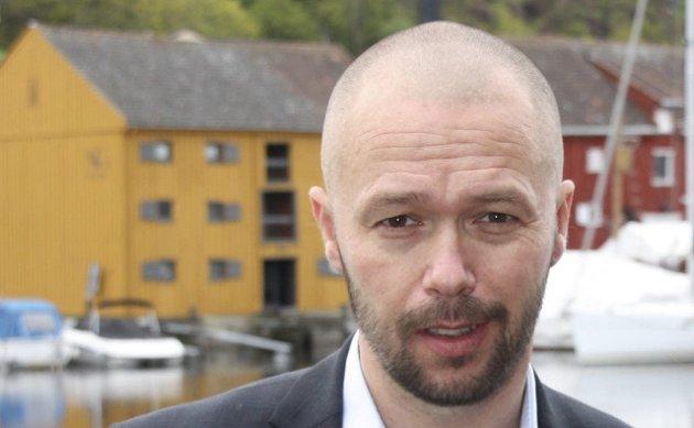 REPLIKK: Arve Sigmundstad i Ap svarer Høyres varaordfører Jan-Erik Herft.
