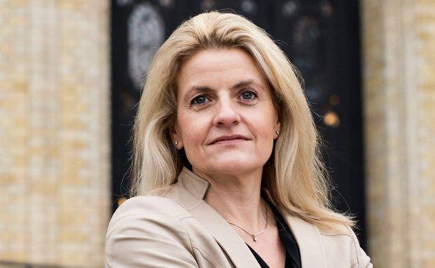 Inger-Lise Blyverket. Direktør i Forbrukerrådet